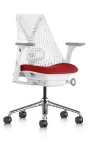 Fauteuil ergonomique Herman Miller - SAYL avec support lombaire