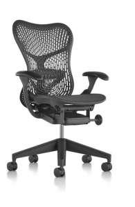 Fauteuil ergonomique Herman Miller - MIRRA 2