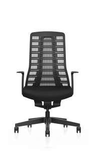 Siège ergonomique PURE de Interstuhl -Structure noire