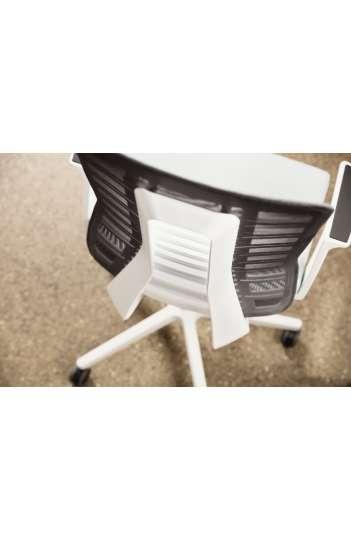 Siège ergonomique PURE de Interstuhl -Structure blanche