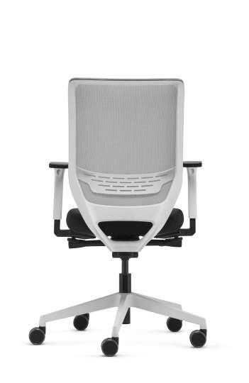 Fauteuil ergonomique To Sync de DAUPHIN - PRO WHITE