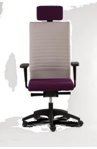 Fauteuil de bureau ergonomique DAMA