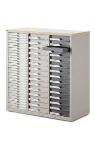 Comptoir 3 colonnes sans serrure CSP366E