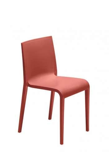 Chaise polypropylène Nassau - Plusieurs coloris possibles