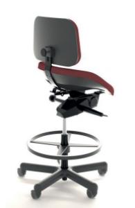 Siège assis-debout - gamme SWING dossier moyen