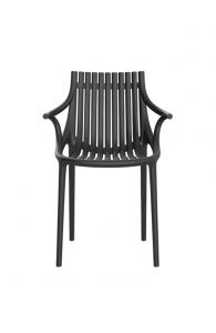 Chaise avec accoudoirs IBIZA - VONDOM