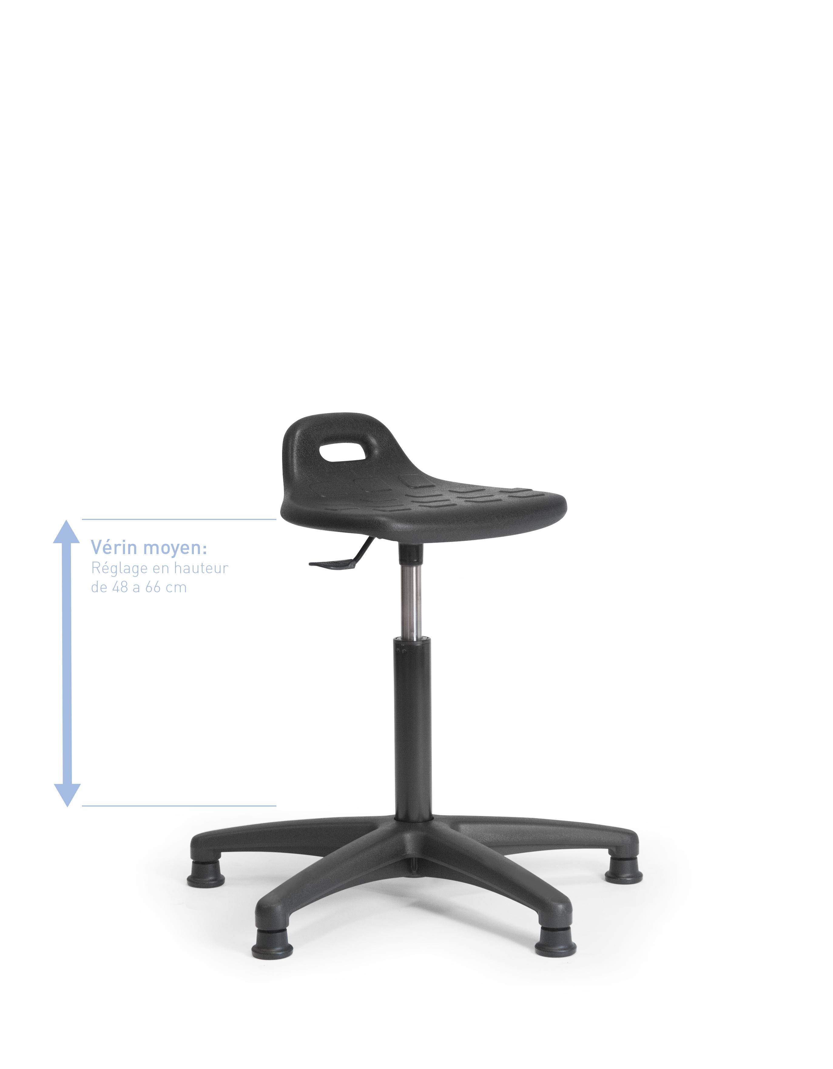 assis debout assis debout assis debout atelier laboratoire chaise atelier si ges et compagnie. Black Bedroom Furniture Sets. Home Design Ideas