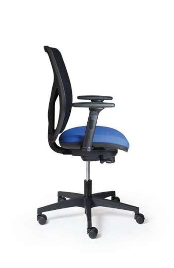 Siège ergonomique - AIR W + Accoudoirs