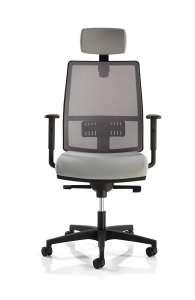 Fauteuil de bureau ergonomique - AIR T15 avec Tetière