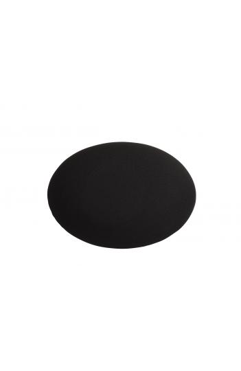 Tabouret atelier Cerclo Skaï noir  Verin bas  ref : CERPRCSNVBRS