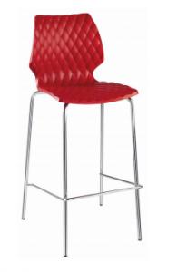 Chaise de bar haute - UNI 378