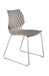 Chaise visiteur luge design - UNI 552
