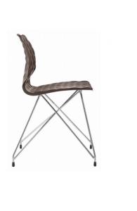 Chaise visiteur pietement design - UNI553