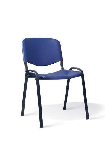 Chaise visiteur/conférence Taurus ISO Polypropylène