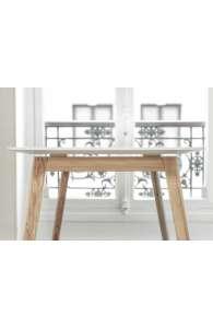 Bureau MARINE WOOD - 160 cm par 80cm - Hauteur 74 cm Ref : MARDNA160W
