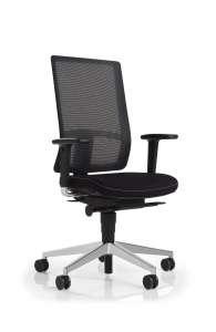 Chaise de bureau MERCURE MPJ22