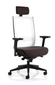 Chaise de bureau JUPITER JDK407